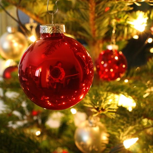 weihnachtsselfie